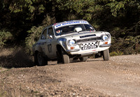 107 Steve Magson & Darren Smith Ford Escort RS2000