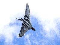 AVRO Vulcan XH558 V-Force Tour 27th & 28th June 2015