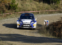 Steve Simpson & Andrew Roughead Ford Fiesta S2000