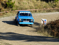 Andy Gibson & David Gibson Ford Escort Mk2
