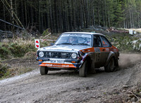 Leigh Armstrong & Chris Armstrong Ford Escort Mk2