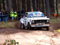 Robin Hood Forest Stages Rally