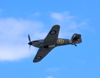 Historic Aircraft Collection Hurricane MK XIIA