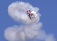 "Lauren Richardson ""The Aerobatic Project"", Pitts Special"
