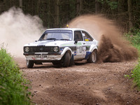 'Rainworth Skoda Dukeries Rally 2013'