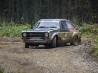 Leigh Armstrong & Chris Armstrong Ford Escort
