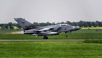 Panavia Tornado GR4 ZG779 136 Taking off