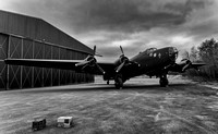 Halifax night shoot Yorkshire Air Museum 18th March 2016