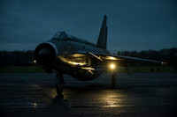 Lightning Preservation Group Lightning Scramble Bruntingthorpe 12th November 2016