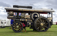 Fowler Showmans Road Locomotive Renown.
