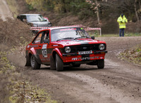 206 Andrew Robinson & Kevin Wilson Ford Escort MK2