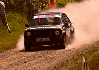 Mick Jones & Dale Furniss Ford Escort MK2