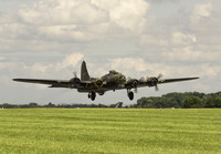 "Boeing B17 Flying Fortress ""Sally B"""
