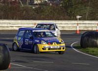 Alistair & Joe Hutchinson Renault Clio