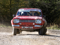 108 Ian Rix & Rob Cook Ford Escort MK1 RS1600