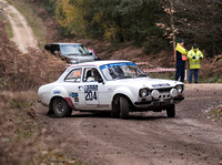 204 Keith Cornell & Paul Thompson Ford Escort RS1600