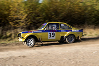 39 Paul Hudson & Colin Stockil Ford Escort MK2