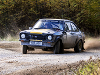 111 Christopher Langthorne & Wayne Langthorne Ford Escort Mk2