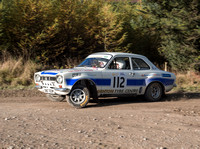 112 Phil Jobson & James McWhir Ford Escort MK1