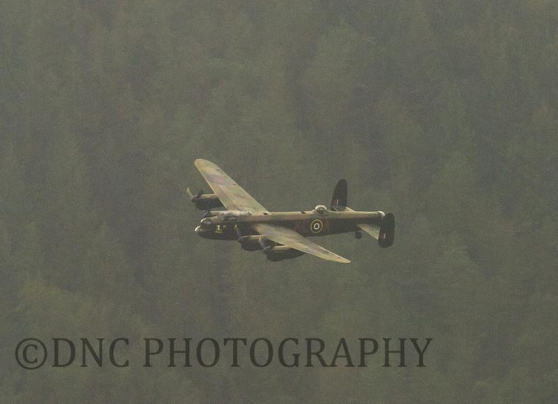 BBMF AVRO Lancaster (Mk I) PA474 City of LIncoln
