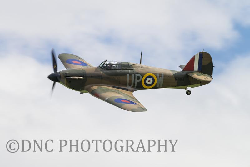 Hawker Hurricane MKI R4118..