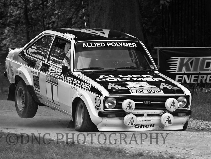 Chatsworth Rally Show