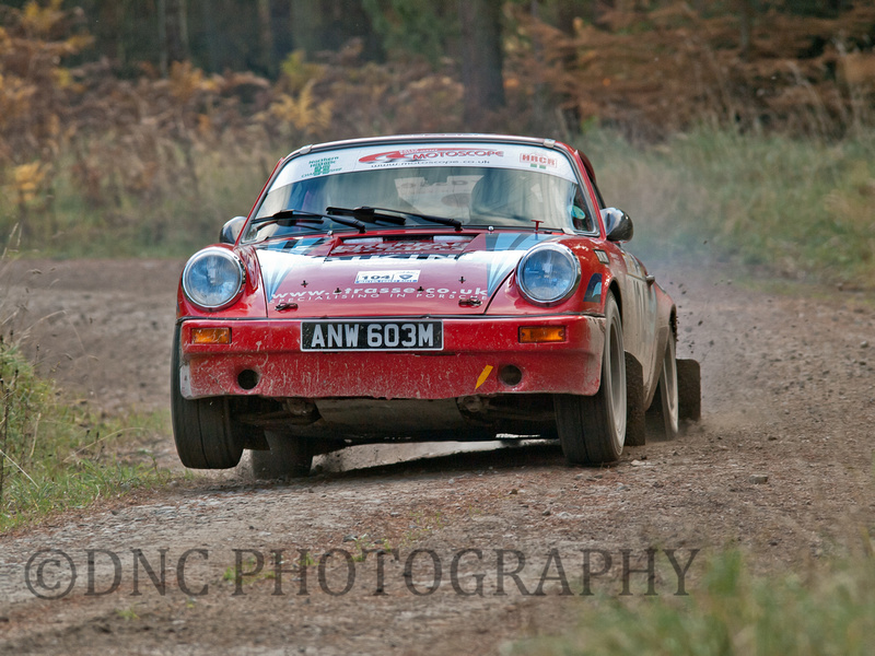 Tim Mason & Graham Wild Porsche 911