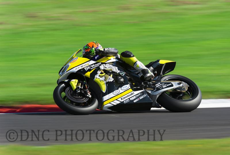 Chris Walker Be-Wiser Kawasaki ZX10-R