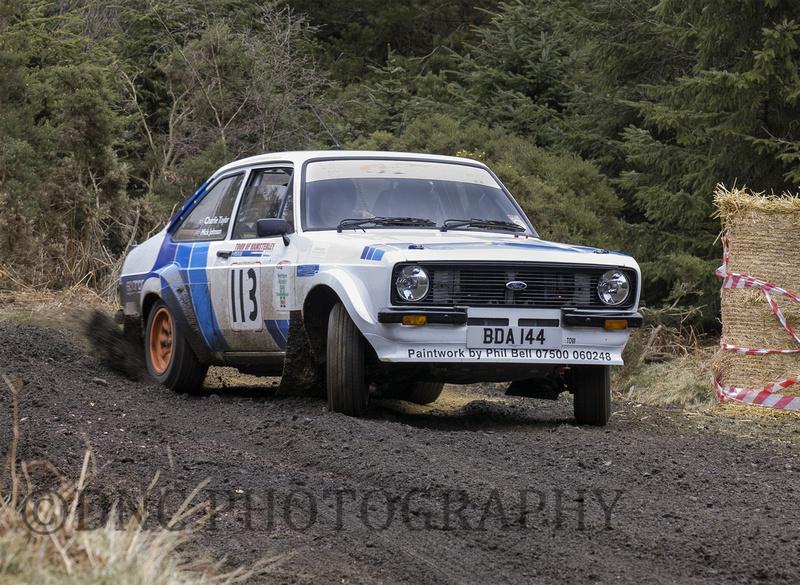 Tour of Hamsterley Rally 2013