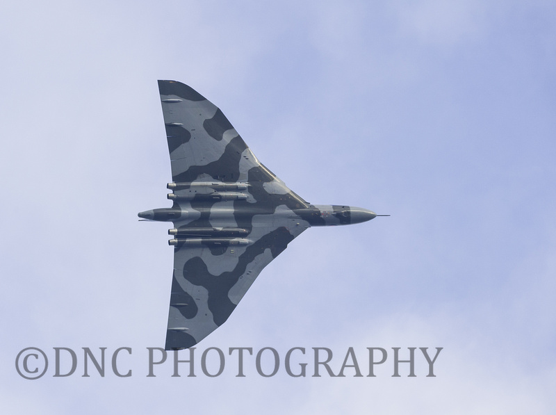 XH558 The Final Flight