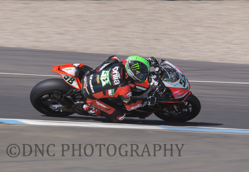Eugene Laverty Aprilia Racing Team Aprilia RSV4 Factory