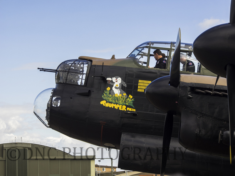 AVRO Lancaster PA474 City of Lincoln