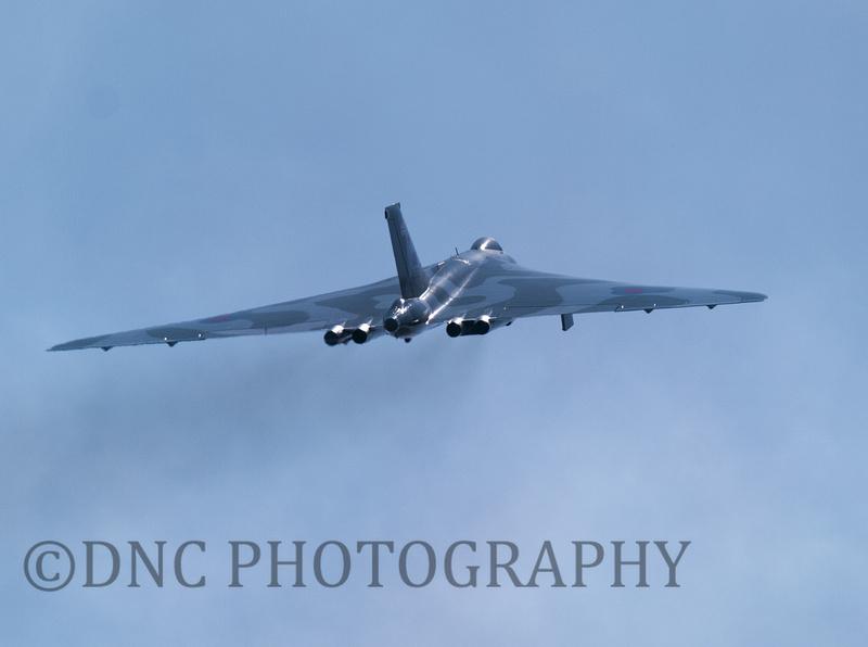 AVRO Vulcan B2 XH558