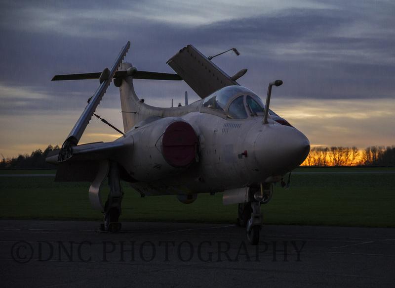 Buccaneer S.2B XX889