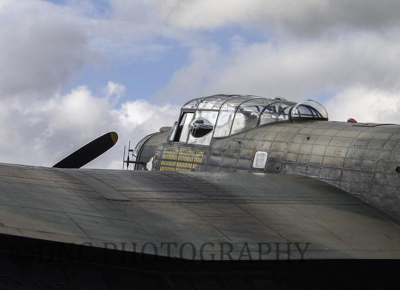 AVRO Lancaster B1 PA474 City of Lincoln