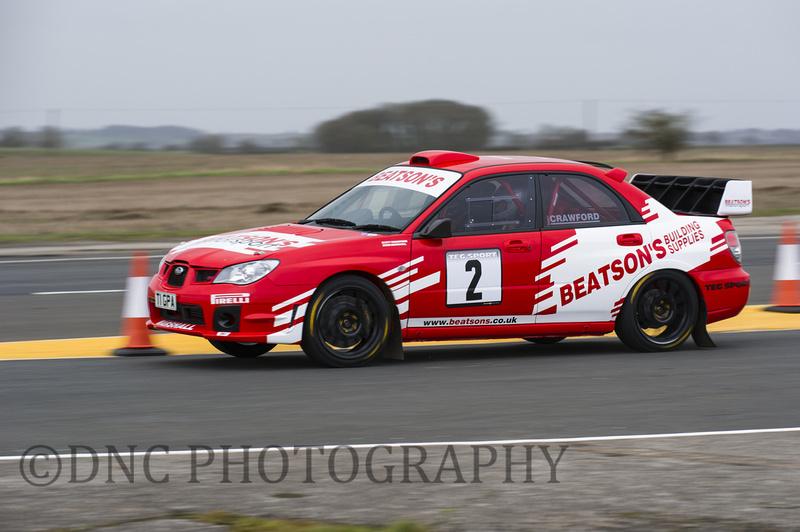 John Marshall & Scott Crawford Subaru Impreza TEG B13