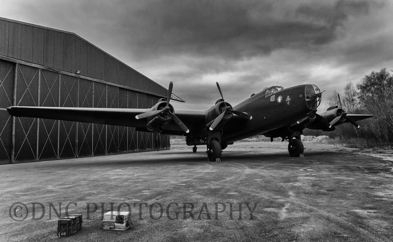 Handley Page Halifax (III) Friday the 13th