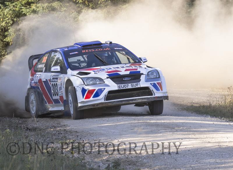 Trackrod Rally 2013