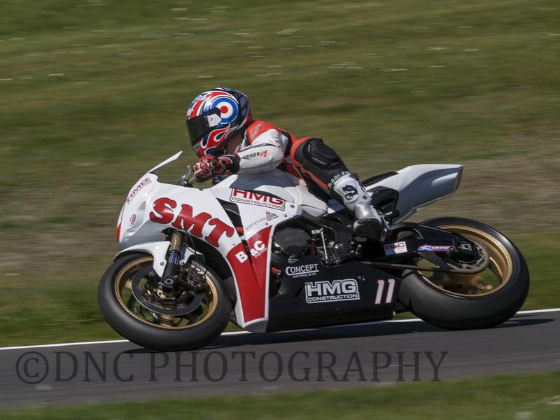 Karl Harris SMT Honda CBR1000RR