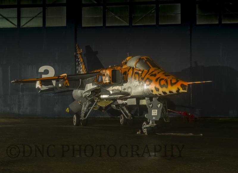 Sepecat Jaguar GR3.A XX119