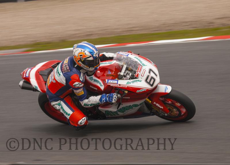 Shane Byrne Airwaves Ducati 1098R..
