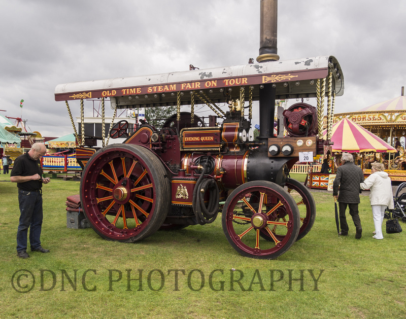Fowler Showmans Conversion Evening Queen