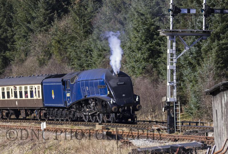 LNER A4 60007 Sir Nigel Gresley