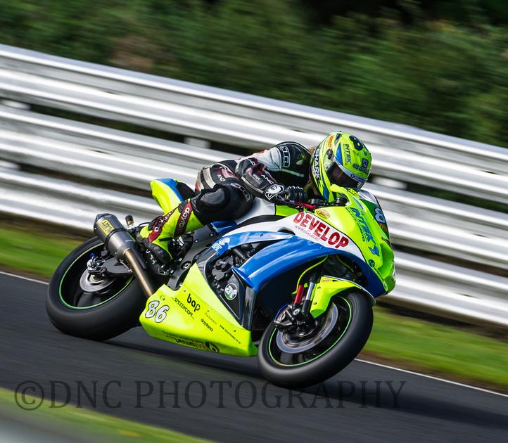 Josh Daley, Josh Daley Racing Kawasaki ZX-10RR