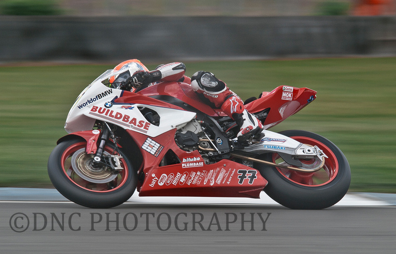 Barry Burrell Buildbase BMW S1000RR