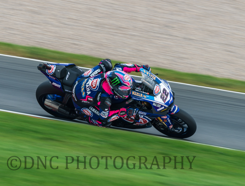Alex Lowes Pata Yamaha YZ-F R1