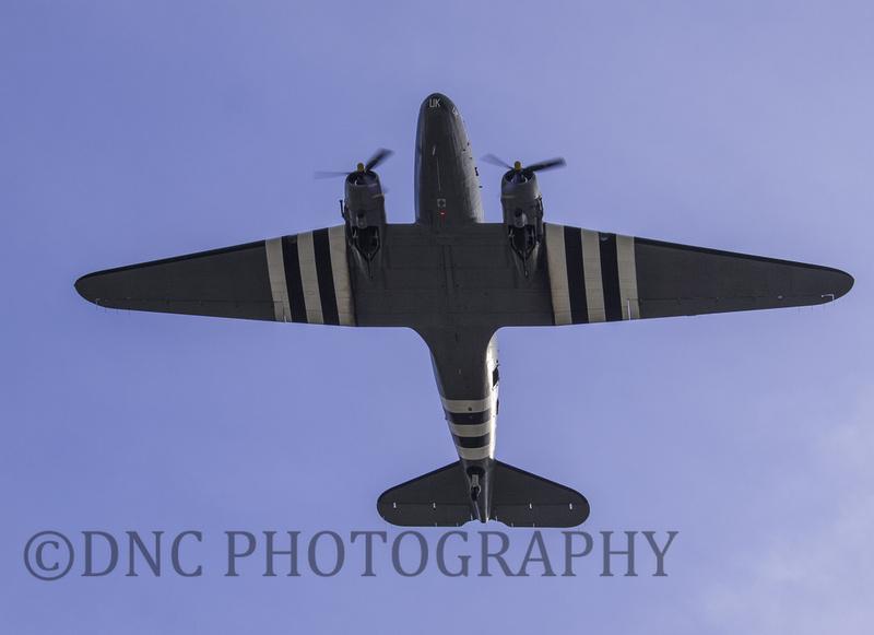 Douglas Dakota ZA947