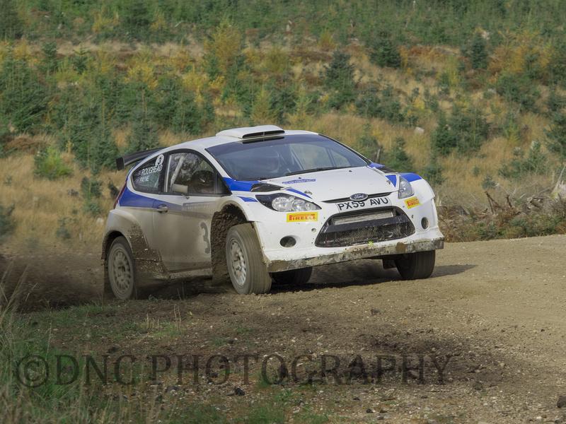 Charlie Payne & Andrew Roughead Ford Fiesta
