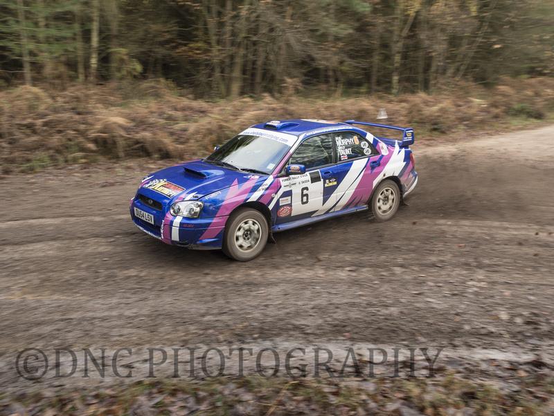 6 Shelley Taunt & Julie Murphy Subaru Impreza