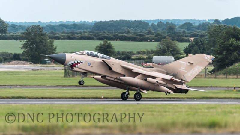 Panavia Tornado GR4A ZG750..,